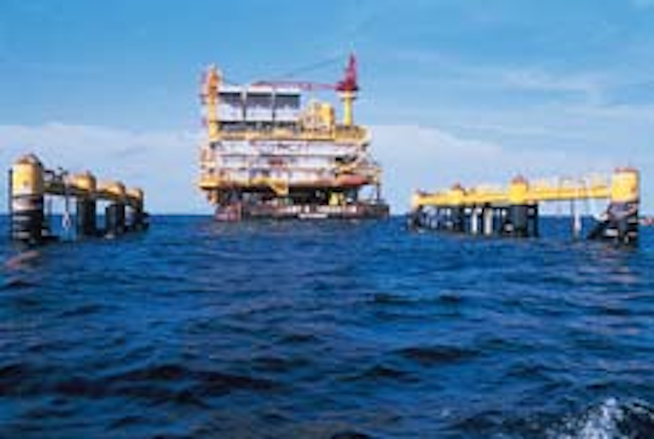French contractors exporting their wares to world oil and gas