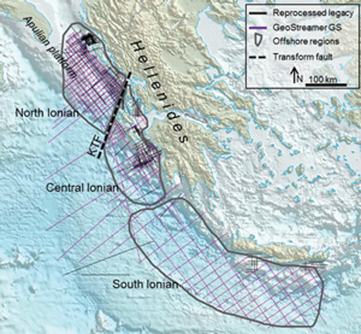 Exploring Greece with a new subsurface perspective | Offshore Magazine