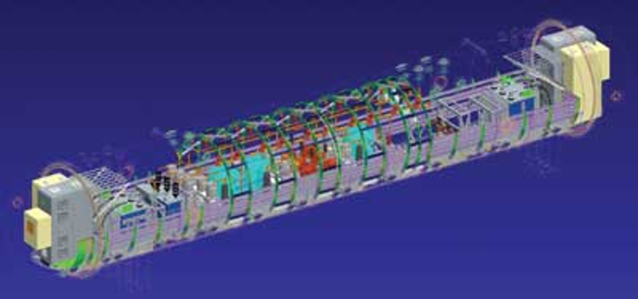Innovative high-voltage switchgear key to subsea compression | Offshore