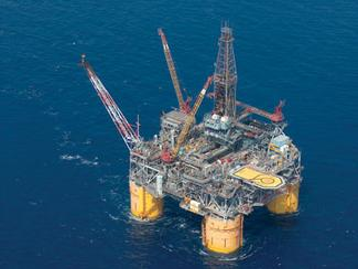 Shell applies managed pressure drilling in the Gulf of