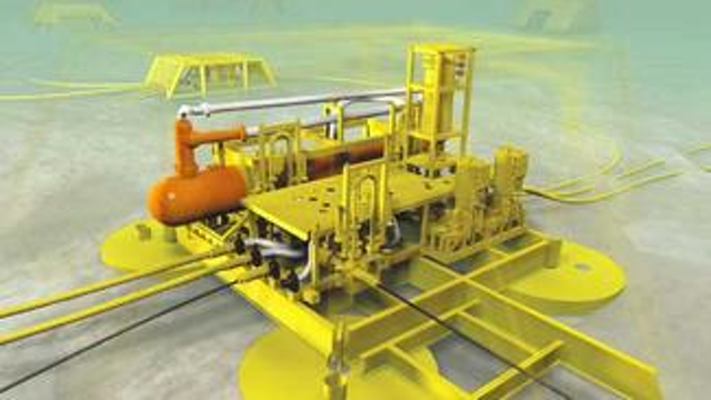 Subsea Separation To Boost Oil Recovery On Tordis Offshore Magazine