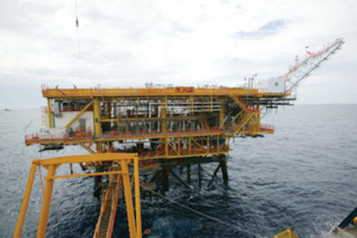 Smart snake well achieves record flow for BSP off Brunei   Offshore