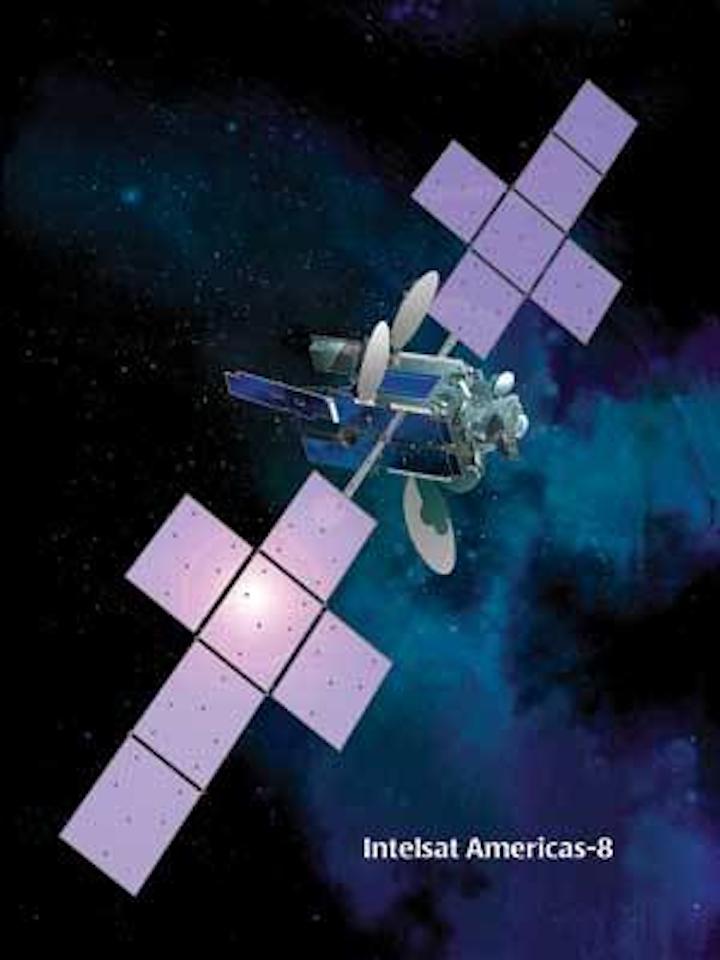 Intelsat satellite fleet supports offshore, maritime markets