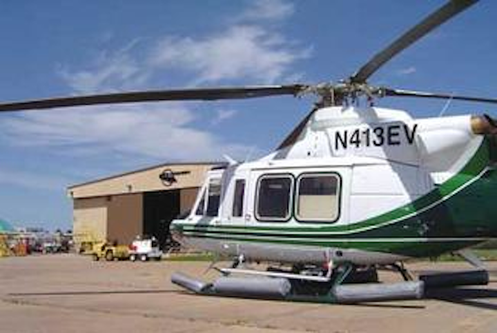 New Bell helicopter in the GoM   Offshore Magazine