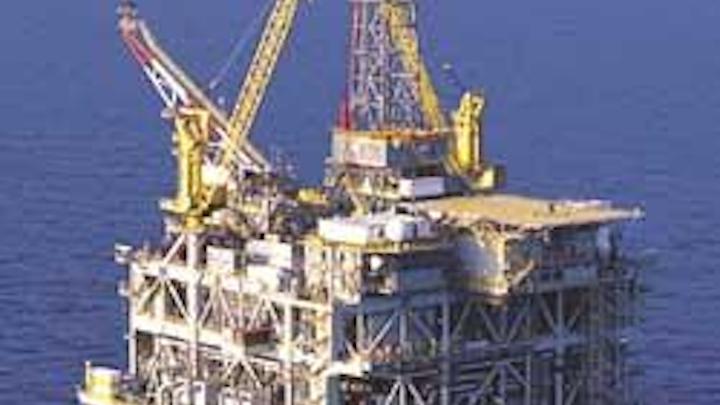Offshore hook up procedure