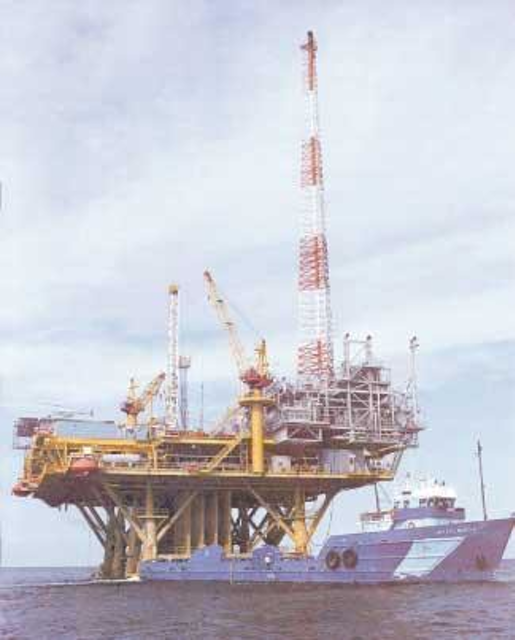Special Anniversary - The history of offshore: developing