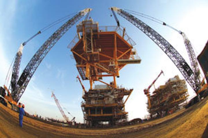 Gas demand driving North Field developments   Offshore Magazine