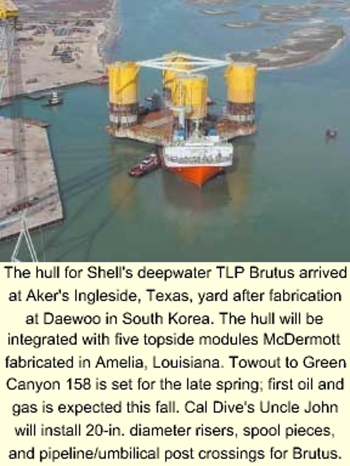 FPSO risks no different from other deep systems | Offshore