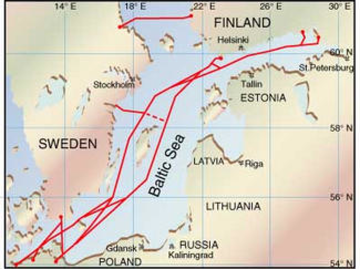 OFFSHORE EUROPE: Gas trunkline network evolving across the Baltic