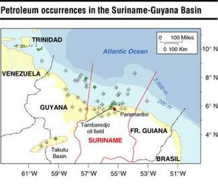 Suriname opens to oil industry | Offshore Magazine