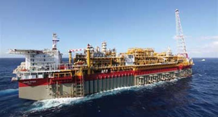 Deepwater Usan FPSO development off Nigeria scores oil | Offshore