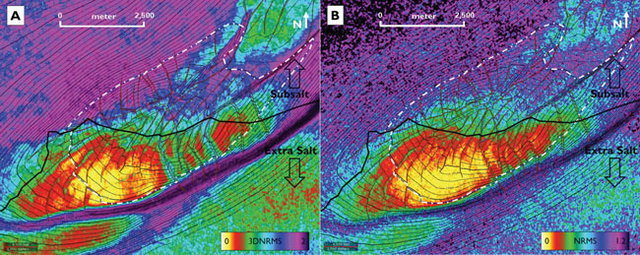 New noise level calculation unlocks 4D subsalt imaging