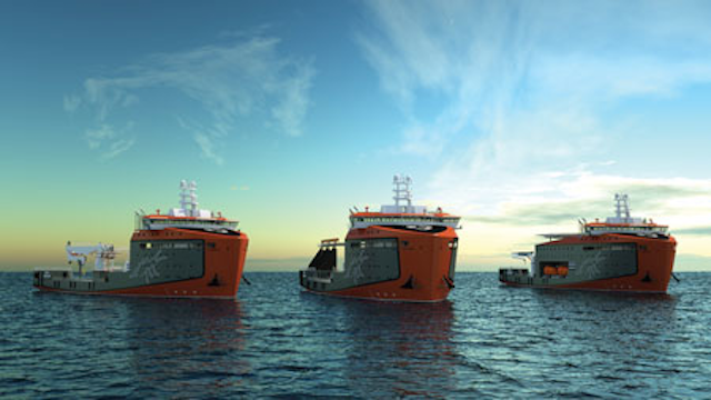 Intern helps design new decommissioning vessel concept