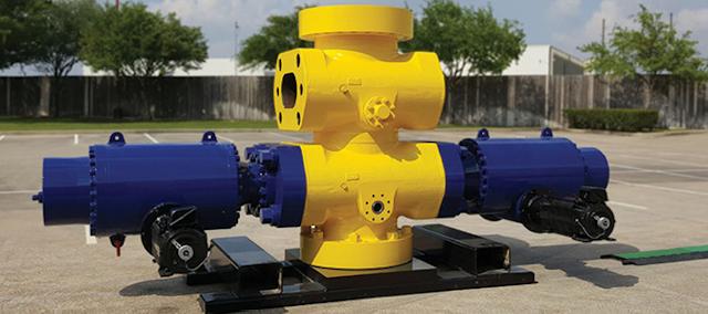 BOP technology advances to meet deepwater drilling demands