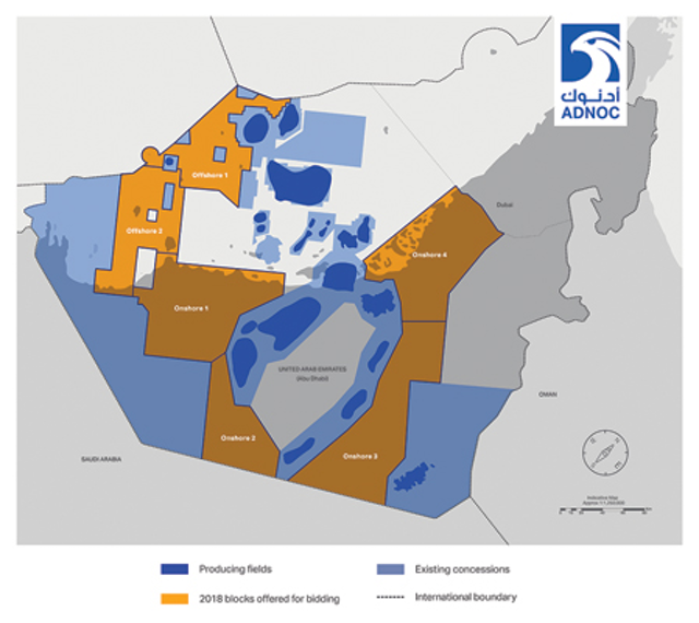 ADNOC striving to maximize Abu Dhabi's offshore oil and gas
