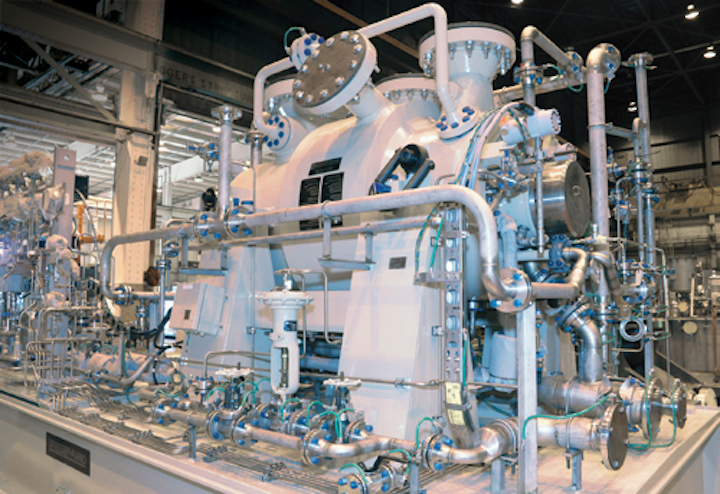 Gas turbine power solutions minimize weight, footprint on