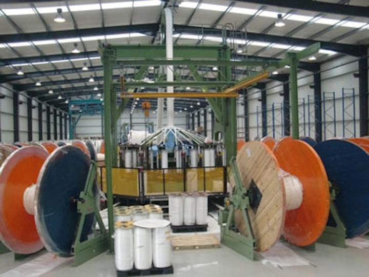Lankhorst Ropes Portugal factory