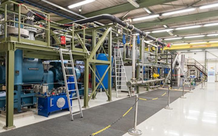 DNV KEMA multi-phase flow laboratory