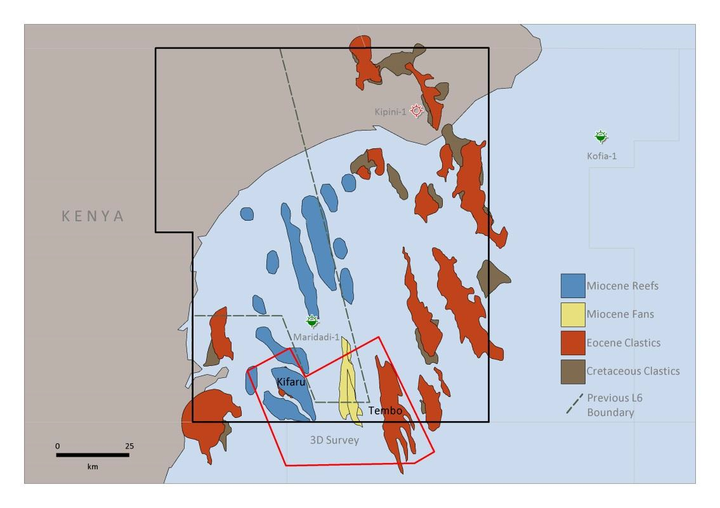 FAR expands offshore Kenya permit