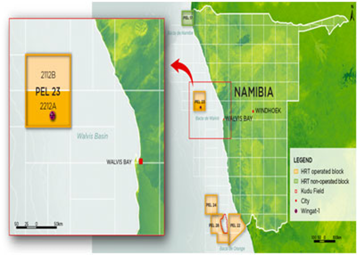 Offshore Namibia