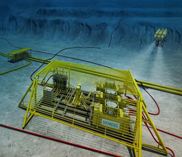 Siemens Subsea Power Grid technology