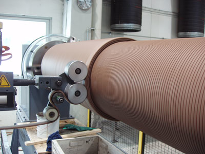 Vikotherm II subsea thermal insulation material