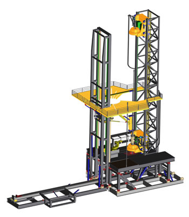 Continuous Motion Rig