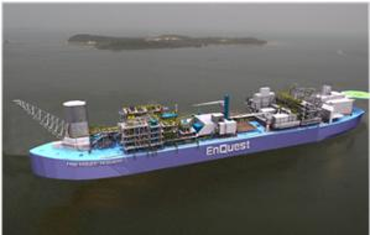 Enquest Producer FPSO