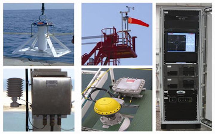 BMT environmental and facility monitoring system