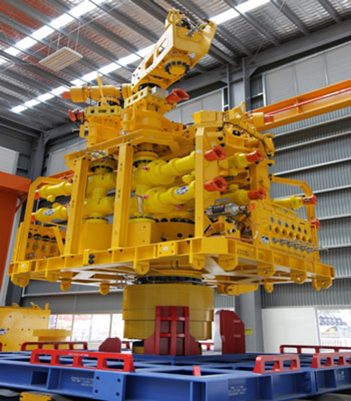 Oil Spill Response Ltd subsea well capping stack