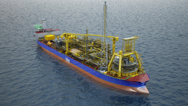 Shell to set FPSO water depth record