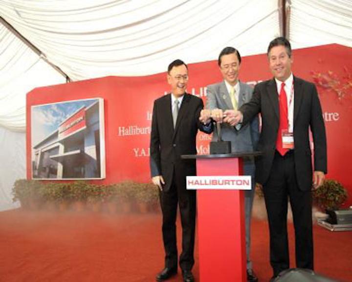 Halliburton Manufacturing and Technology Center in Senai, Malaysia