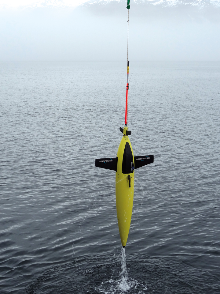 Kongsberg's new Seaglider AUV