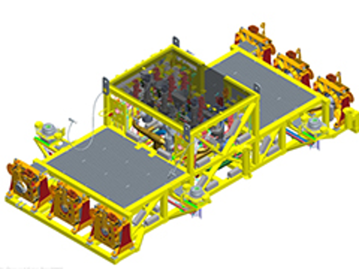 WorleyParsons subsea structure for Snøhvit