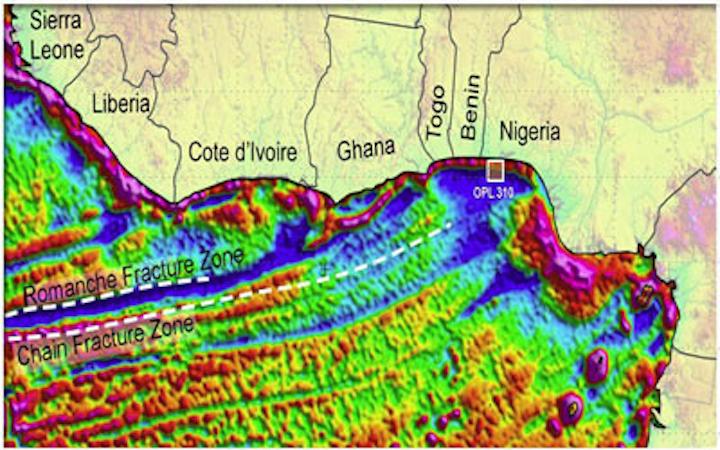 West African Transform Margin