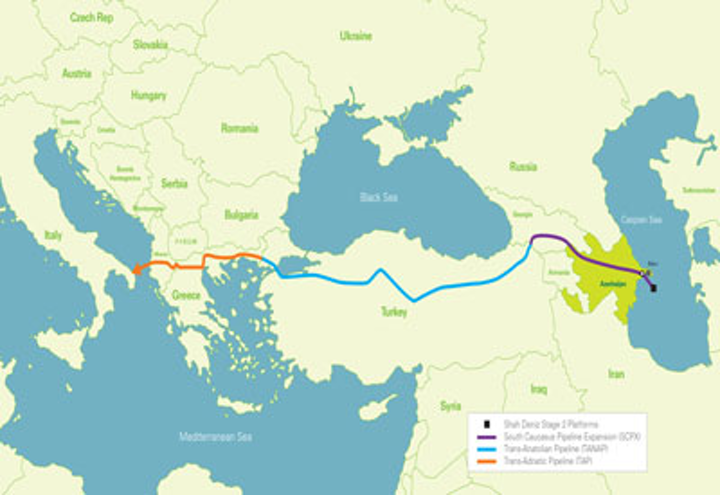Shah Deniz Stage 2 development