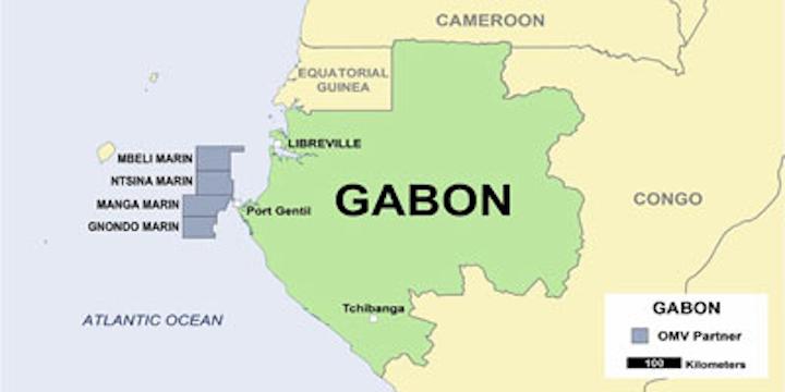 OMV, Ophir Energy offshore Gabon