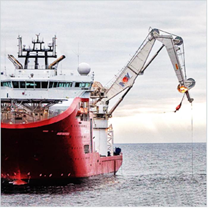 Aker Wayfarer subsea construction vessel