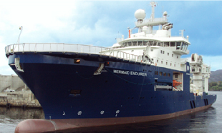 Mermaid Offshore Services Endurer