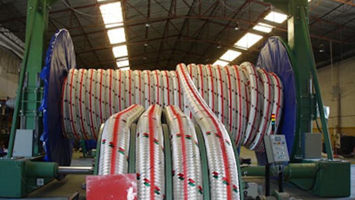 Lankhorst Ropes Gama 98 polyester mooring lines