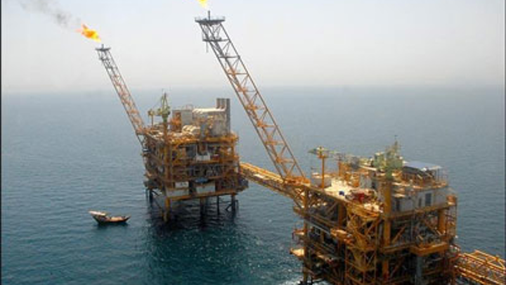 Reshadat oil field