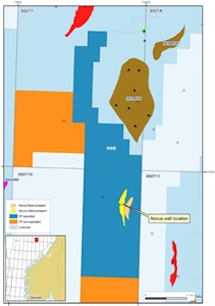 Faroe Petroleum Novus