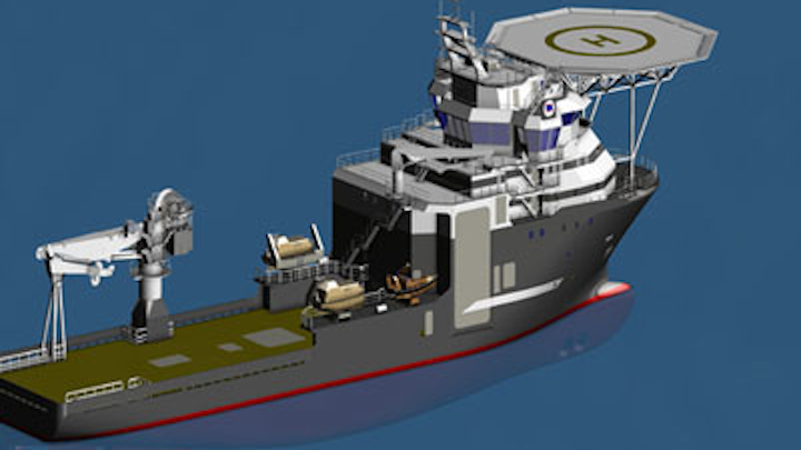 Olympic Shipping Kleven Verft