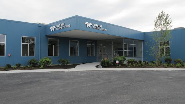 Teledyne Technology Development Center in Daytona Beach, Florida