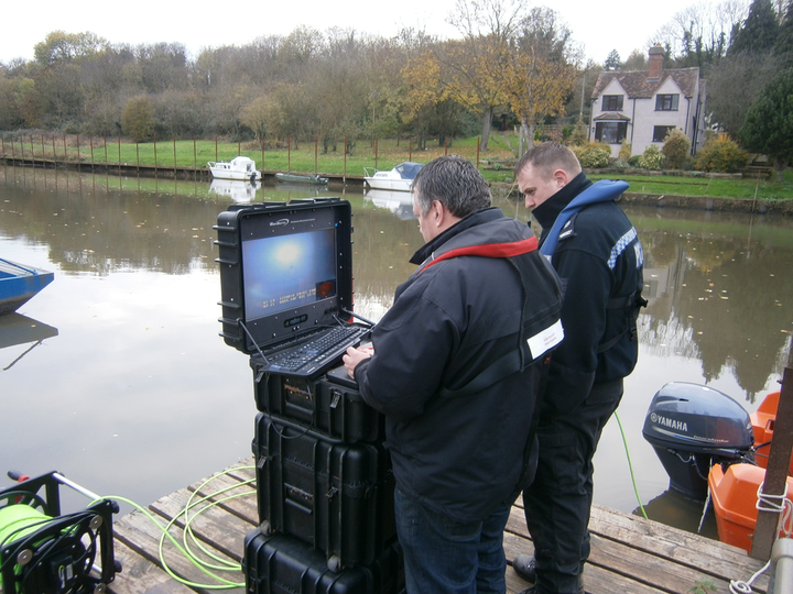 SARbot is a UK underwater search, rescue, and recovery team.
