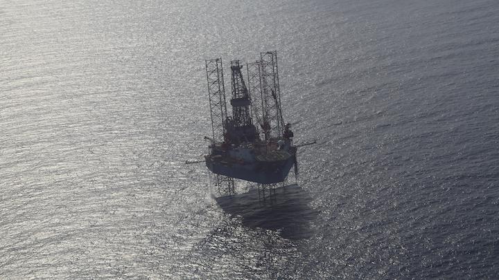 Blacktip offshore wellhead