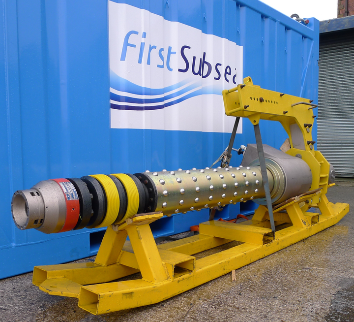 First Subsea's Twin Seal Pipe Recovery Tool for subsea flowline and gas export production pipelines