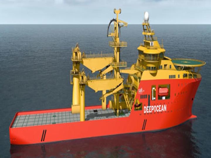 DeepOcean new SURF vessel