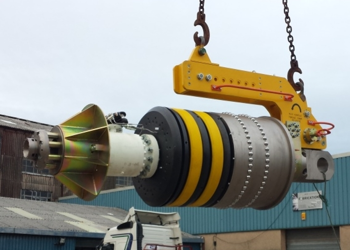 First Subsea pipeline recovery contingency tool for Ichthys LNG project.