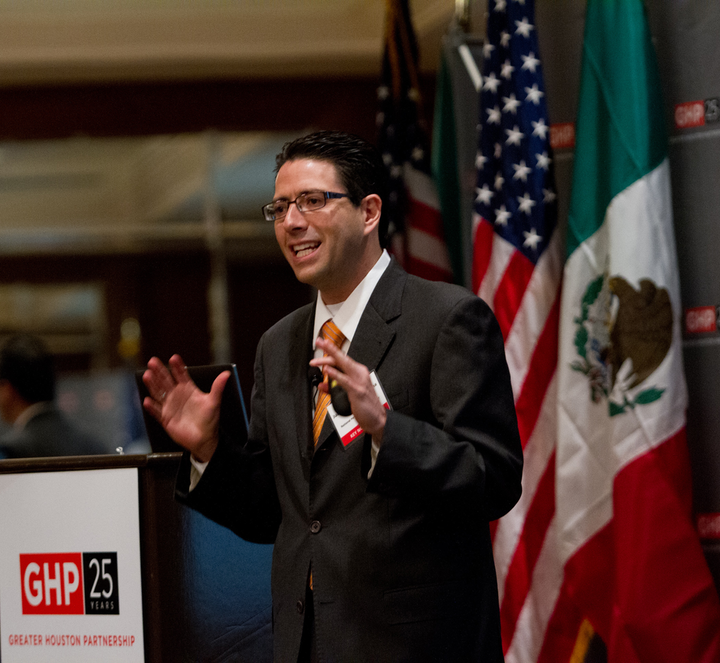 Juan Carlos Zepeda Molina, president, National Hydrocarbons Commission of Mexico